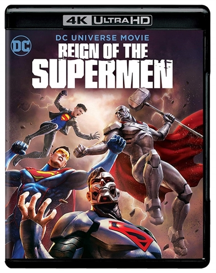 Picture of Reign of the Supermen [2019] 4K Ultra HD