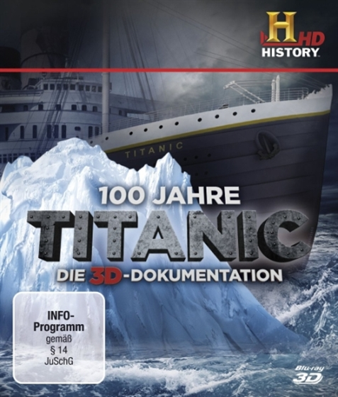 Picture of Titanic 100 Years in 3D + 2D Original