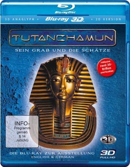 Picture of Tutanchamun 3D + 2D Original