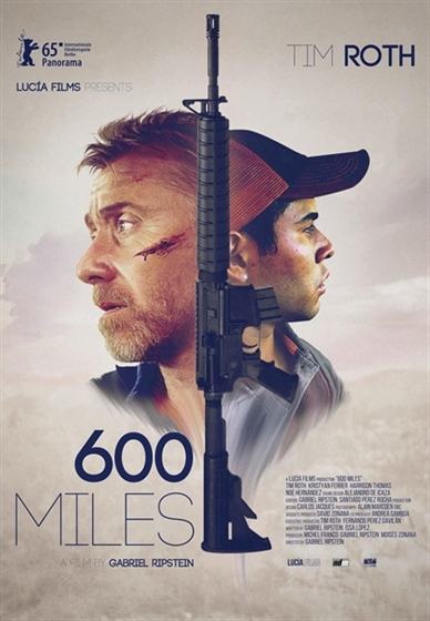 Picture of 600 Miles [2015]