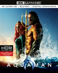 Picture of Aquaman [2018] 4K Ultra HD