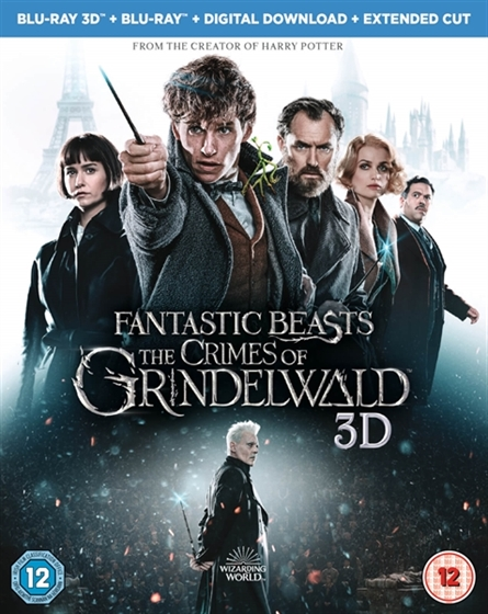 Picture of Fantastic Beasts The Crimes of Grindelwald [2018] 3D and 2D