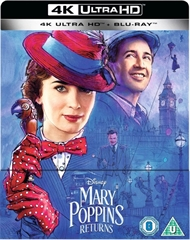 Picture of Mary Poppins Returns [2018] 4K Ultra HD