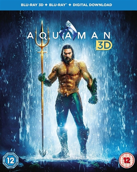 Picture of Aquaman [2018] 3D and 2D