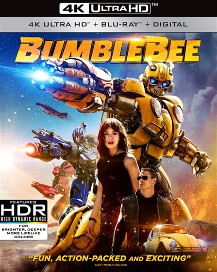 Picture of Bumblebee [2018] 4K Ultra HD