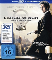 Picture of Largo Winch [2011] 3D and 2D
