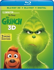 Picture of The Grinch [2018] 3D and 2D
