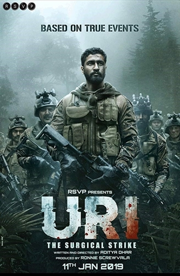 Picture of Uri: The Surgical Strike [2018]