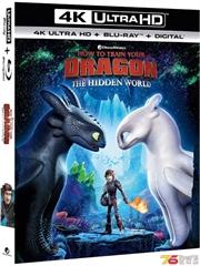 Picture of How to Train Your Dragon: The Hidden World [2019] 4K Ultra HD
