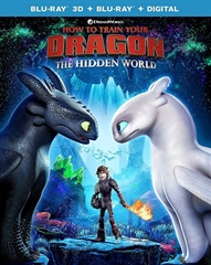 Picture of How to Train Your Dragon The Hidden World [2019] 3D and 2D