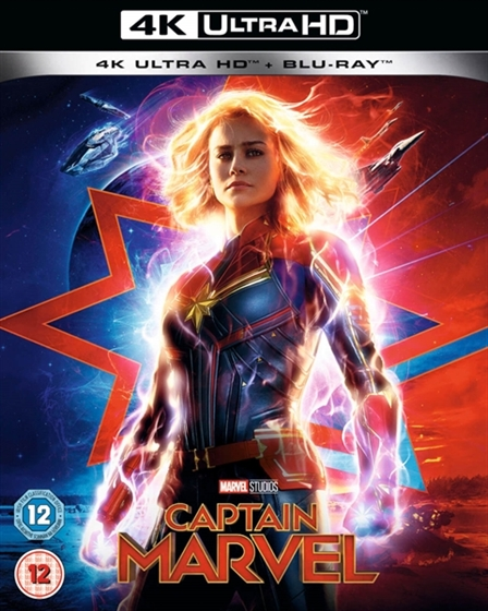 Picture of Captain Marvel [2018] 4K Ultra HD