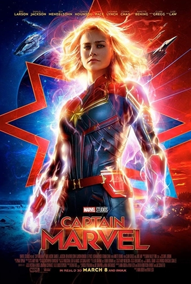 Picture of Captain Marvel [2019]