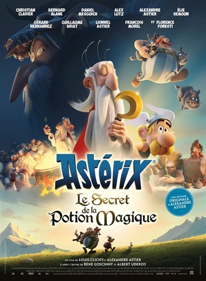 Picture of Asterix The Secret of the Magic Potion [2018] 3D and 2D