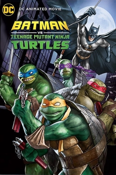 Picture of Batman vs. Teenage Mutant Ninja Turtles [2019]