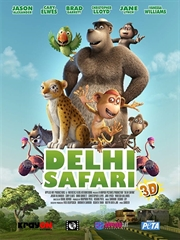 Picture of Delhi Safari [2012] 3D and 2D