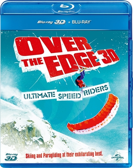 Picture of Over The Edge 3D+2D [2013] Original