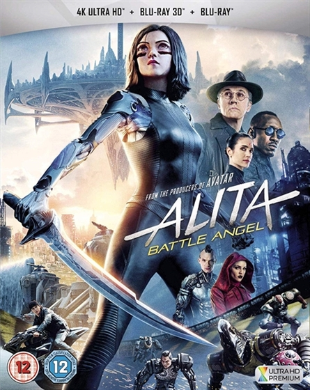 Picture of Alita Battle Angel [2019] 3D and 2D
