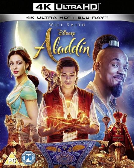 Picture of Aladdin [2019] 4K Ultra HD