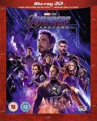 Picture of Avengers Endgame [2019] 3D and 2D