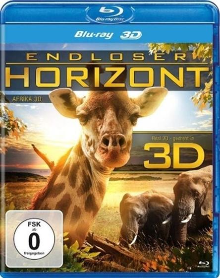 Picture of Endless Horizon Africa 3D+2D [2012] Original