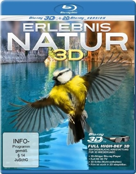 Picture of Experience Nature 3D+2D [2012] Original