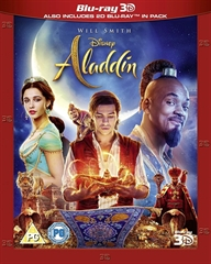 Picture of Aladdin [2019] 3D and 2D