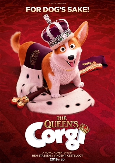 Picture of The Queen's Corgi [2019]