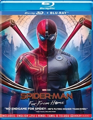 Picture of Spider-Man Far From Home [2019] 3D and 2D