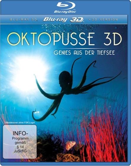 Picture of Aliens of the Deep Sea 3D+2D [2012] Original