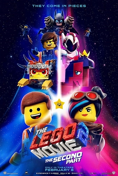 Picture of The Lego Movie 2 The second Part [2019] 3D and 2D