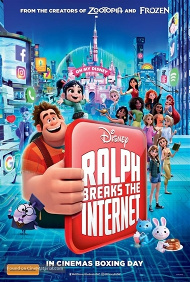 Picture of Ralph Breaks The Internet [2018] 3D and 2D