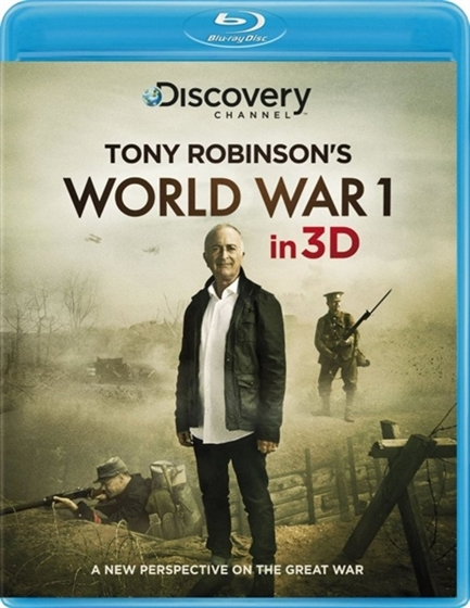 Picture of Tony Robinson's World War 1 in 3D+2D [2015] Original