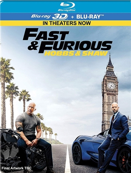 Picture of Fast and Furious Presents Hobbs and Shaw [2019] 3D and 2D