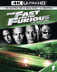Picture of The Fast and the Furious [2001] 4K Ultra HD