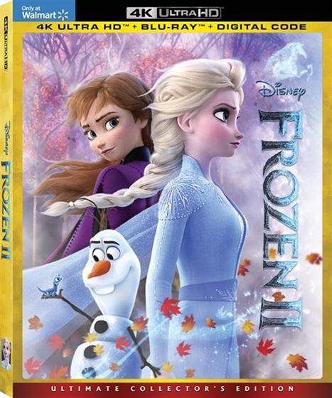Picture of Frozen II [2019] 4K Ultra HD