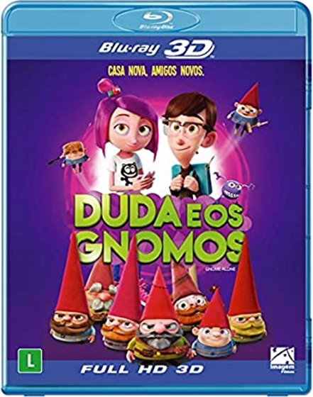 Picture of Gnome Alone [2017] 3D and 2D