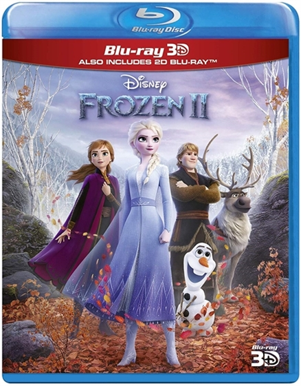 Picture of Frozen 2 [2019] 3D and 2D