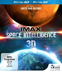 Picture of IMAX Space Intelligence 3D Vol. 1 3D+2D