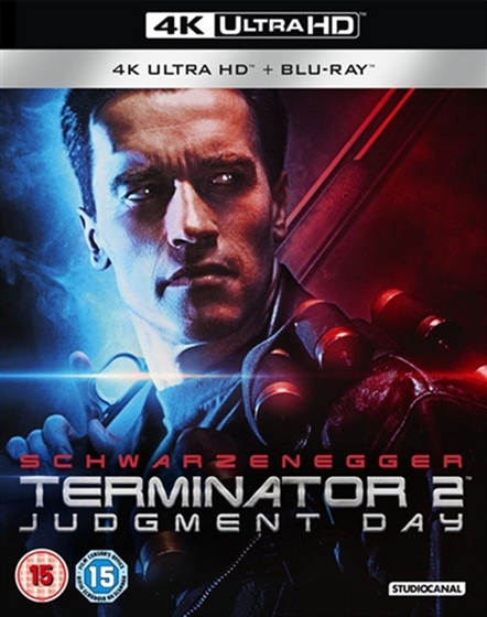 Picture of Terminator 2: Judgment Day [1991] 4K Ultra HD