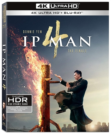 Picture of Ip Man 4: The Finale [2019] 4K Ultra HD