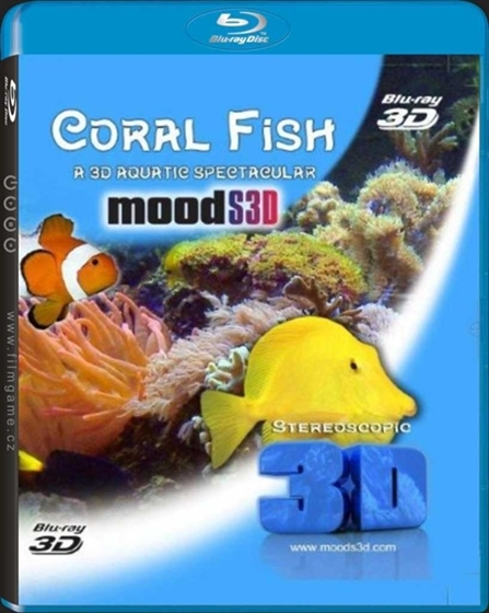 Picture of Coral Fish 3D + 2D
