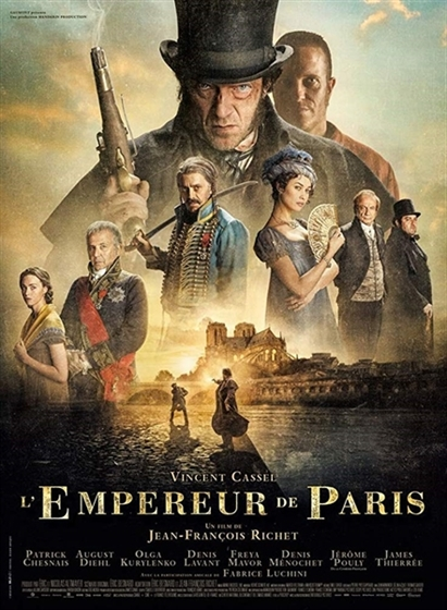 Picture of The Emperor of Paris  [2018]