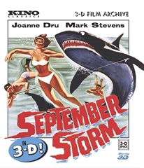 Picture of September Storm [1960] 3D and 2D