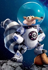 Picture of ICE AGE COSMIC SCRAT-TASTROPHE [2015] 3D and 2D
