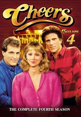 Picture of Cheers - Season 4 [Bluray]