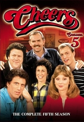 Picture of Cheers - Season 5 [Bluray]