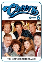 Picture of Cheers - Season 6 [Bluray]