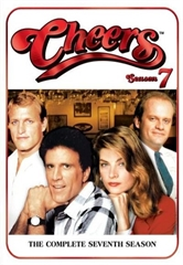 Picture of Cheers - Season 7 [Bluray]
