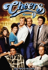 Picture of Cheers - Season 9 [Bluray]