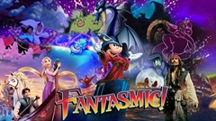 Picture of Fantasmic 3D Disney World bluto [>>>] 3D and 2D